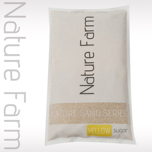 Nature Sand YELLOW 6.5kg 옐로우 슈가